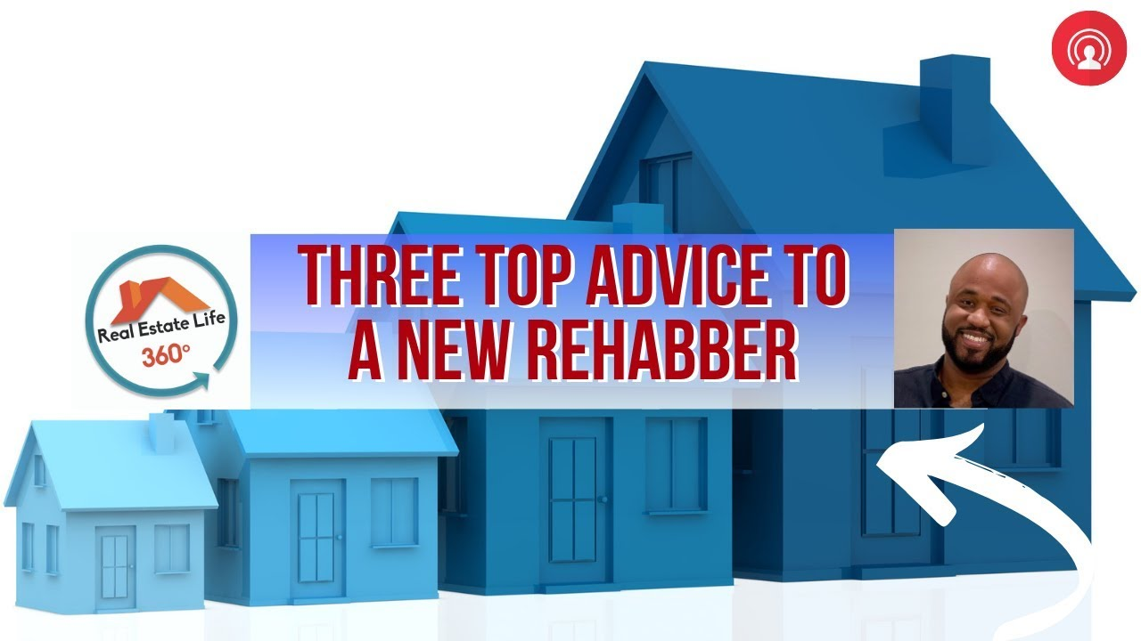 Top 3 Advice to a New Rehabber from Benedict Joanis