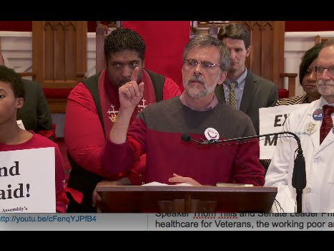 Veterans and Working Poor Denied Healthcare in North Carolina