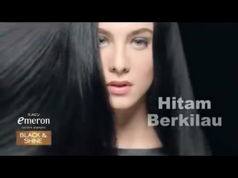 Iklan Emeron Black And Shine