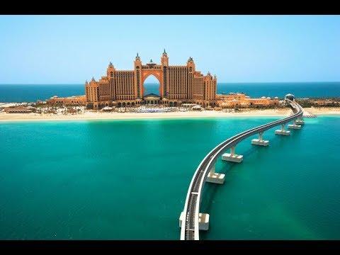 Beautiful Arabian Sea Beach II Dubai,UAE