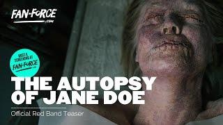 THE AUTOPSY OF JANE DOE - OFFICIAL TEASER 01- André Øvredal HORROR