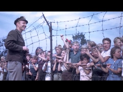 The Candy Bomber Of Post World War 2 Berlin | Forces TV