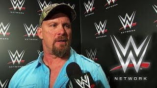 john cena stone cold steve austin shawn michaels answer questions about wwe network