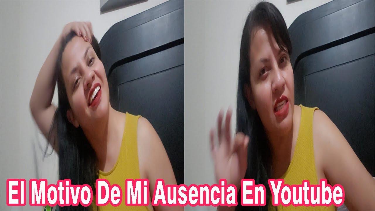 EL MOTIVO DE MI AUSENCIA EN YOUTUBE  🤔/MARY DIY/