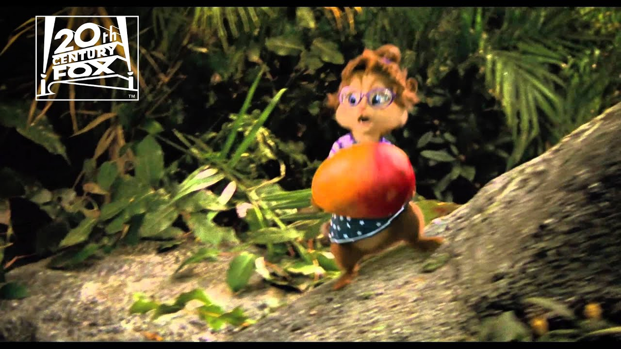 Alvin And The Chipmunks Chipwrecked We Ve Become Animals