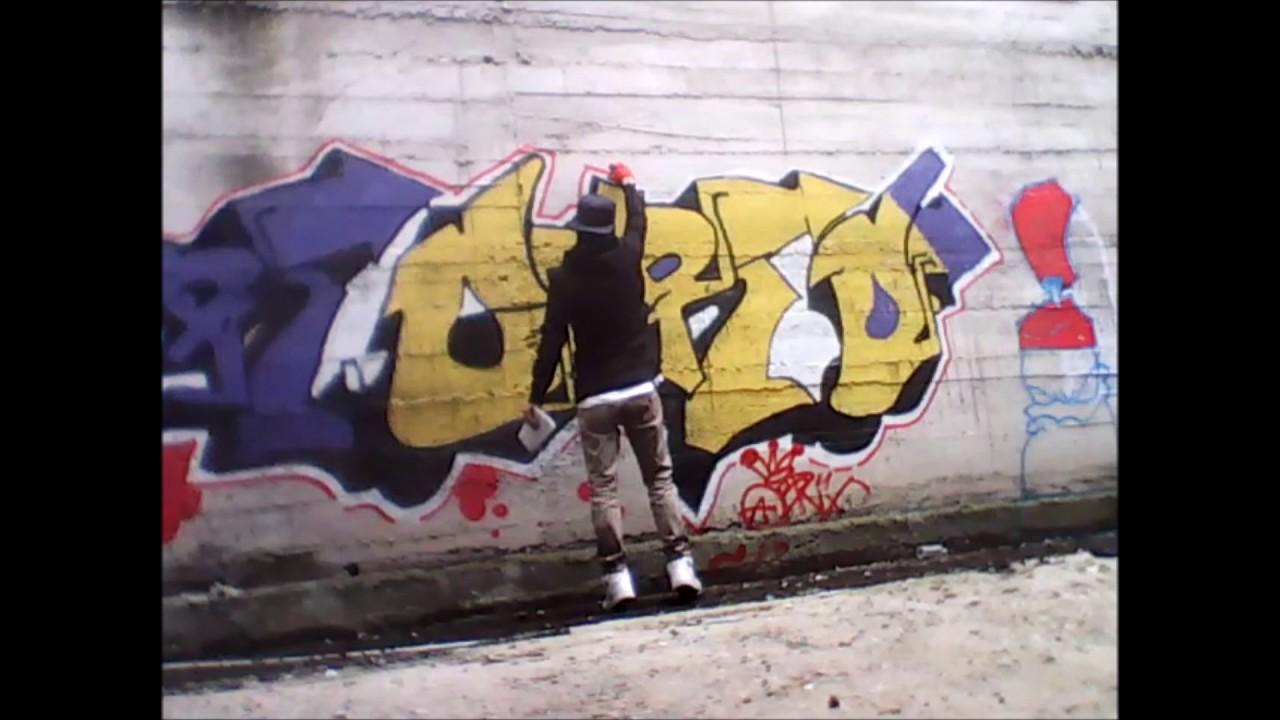 Graffiti code brix ardor roro cereal site drome 26