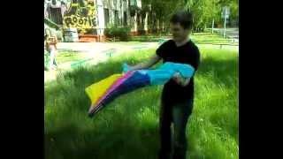 Інструкція: як скласти дитячий ігровий намет