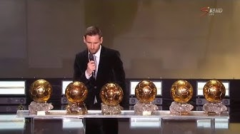 Ballon d'Or 2019 Full Ceremony HD