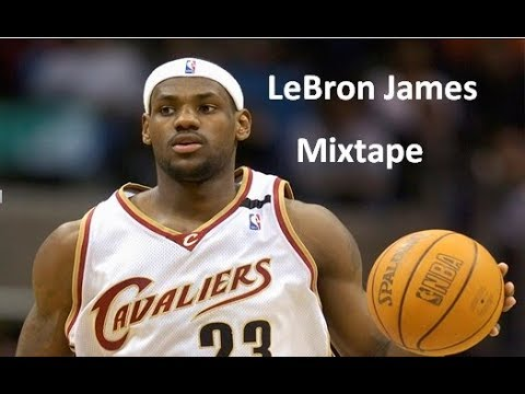 HD LeBron James Rookie & Sophomore Year Highlights