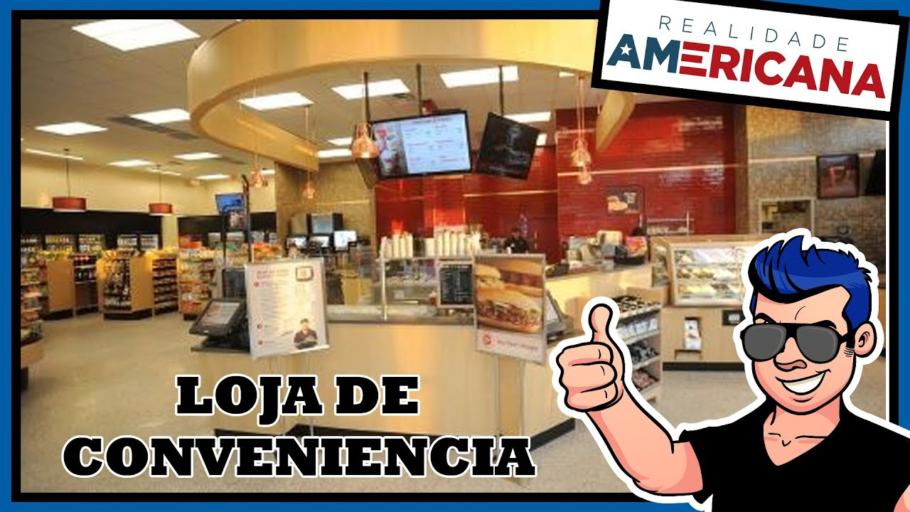 Loja De Artesanato Nos Estados Unidos ~ LOJA DE CONVENIENCIA NOS ESTADOS UNIDOS YouTube
