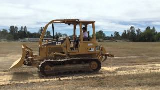 used crawler dozer for sale 2004 cat caterpillar d5g xl dozer 4800hrs pat blade ms ripper orops