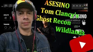 Tom Clancy's Ghost Recon Wildlands Ghost War PvP - Clase Asesino - 4v4
