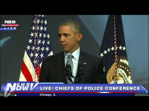 FNN: President Obama International Association of Chiefs of Police