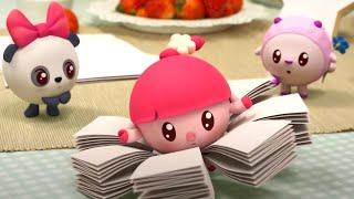 Малышарики – Украшение стола | Новая Серия 201 | Мультики для детей
