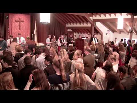 Chapel Dedication with Bishop Gates April 28th, 2016