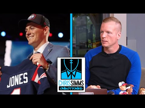 Predictions for top 2021 NFL rookies | Chris Simms Unbuttoned | NBC Sports