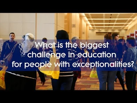 What Is The Biggest Challenged In Education For People With Exceptionalities?