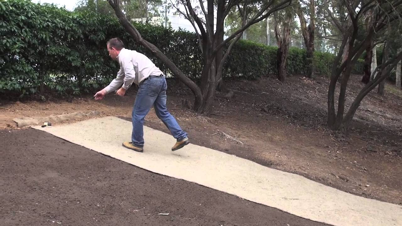 How To Install Jute Matting By All Stake Supply
