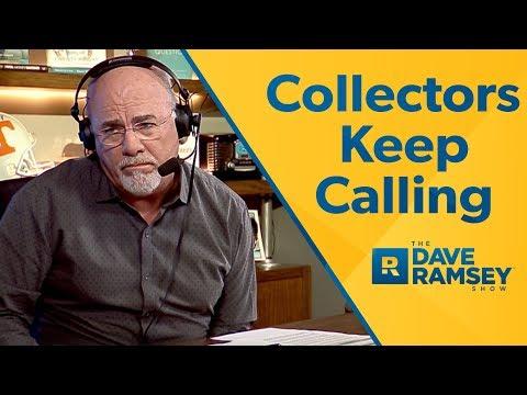 Debt Collectors Keep Calling Me!
