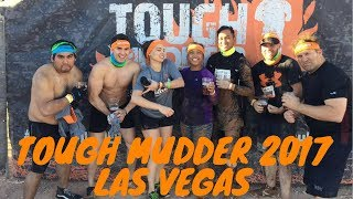 Tough Mudder Las Vegas 2017 -(Full)