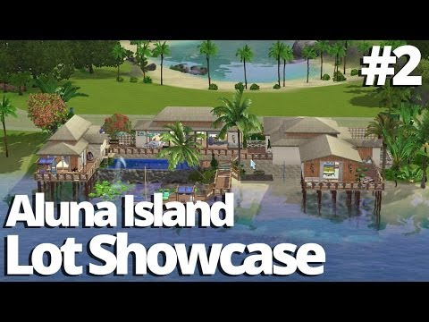 Aluna Island - Lot Showcase #2