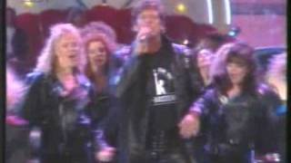 Смотреть клип David Hasselhoff - Hands Up For Rock N Roll