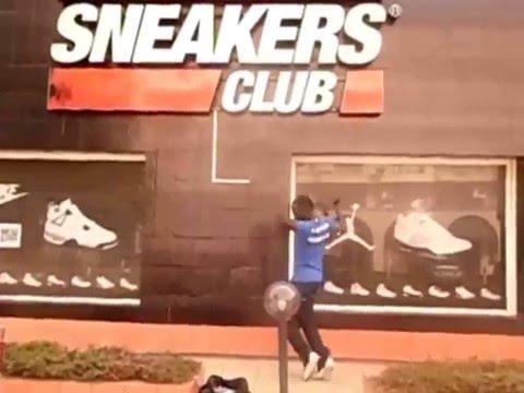 Basko Paranoyak Crew Gabon pub Sneakers Jordan