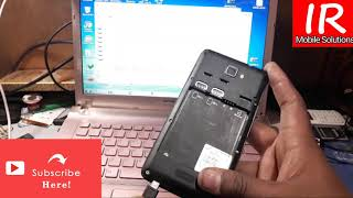 Micromax A311 Dead Flashing With YGDP tool