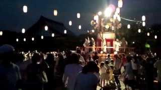 2013年み霊祭り最終日の動画です。 とんちんかんちん一休さんに合わせて...