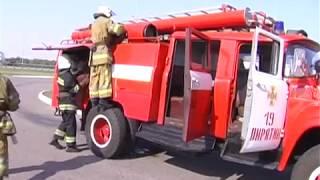 Пожежа на АЗС в м. Пирятин