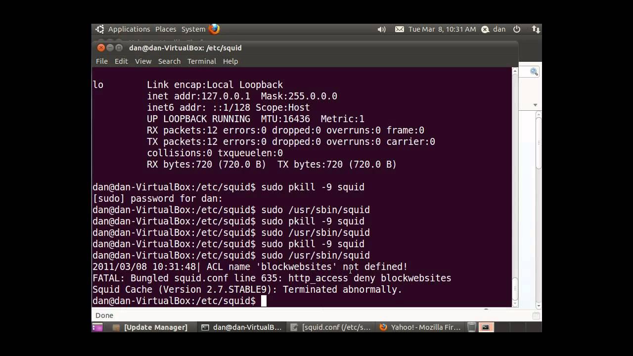 Squid Proxy Server 3.1 Beginner's Guide Pdf
