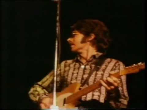 Rare Concert Footage of The Band, 1970