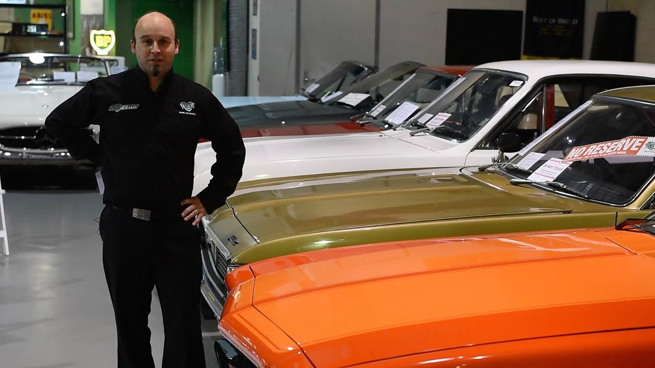 Results Wrap Up - 2018 Shannons Sydney Autumn Classic Auction & Rare Number Plates