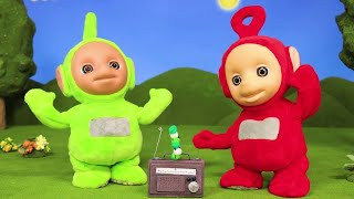 Teletubbies NEW | Caterpillar Pals | Teletubbies Stop Motion | Cartoons for Children