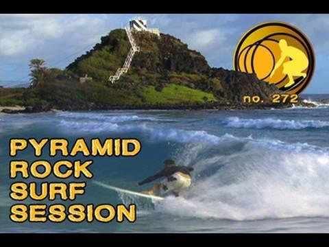Hawaii Surf Session 272 PYRAMIDS