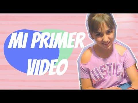 HOLA !! MI PRIMER VIDEO : !!