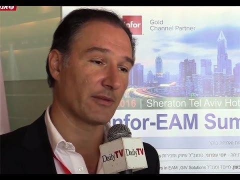 ראיונות נבחרים מכנס GIV-Infor EAM
