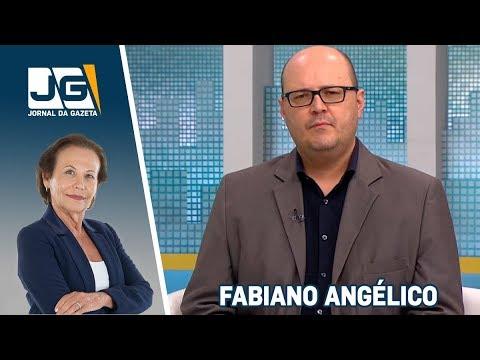 Fabiano Angélico, diretor da Transparência Internacional, fala sobre o combate à corrupção