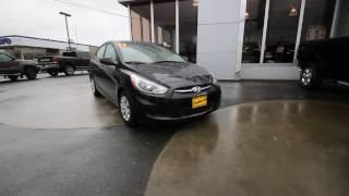 2017 Hyundai Accent SE Ultra Black HU268274 Mt Vernon Skagit