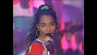 TLC - Baby Baby Baby & Hat 2 Da Back live