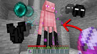 Minecraft But You Can Shear Any Mob...