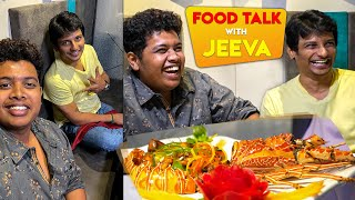 Food Review with Actor Jeeva - Kalathil Santhippom - Irfan's View
