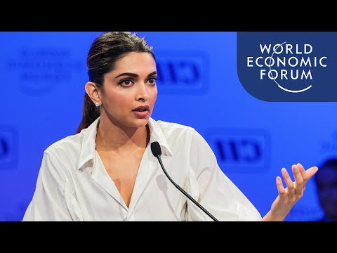 A Conversation with Deepika Padukone and Murali Doraiswamy