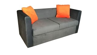 Небольшой диван для кафе(Двухместный небольшой диван для кафе, баров и ресторанов на заказ в Киеве. http://gurami.com.ua/mebel-v-kafe-bary/nebolshoj-divan-dlya-k..., 2017-02-22T14:20:57.000Z)