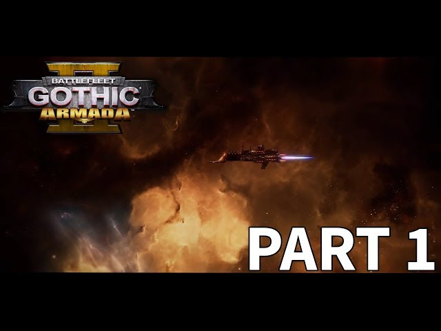 Let's Play Battlefleet Gothic Armada 2!