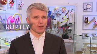 Russia: Sports minister demands 'reasonable opinion' for IOC Russian athletes ban