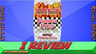I Review Checkers & Rally's Famous Fries