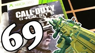 69 KILLS IN INFECTED - MY MOST KILLS EVER! Call of Duty Ghosts Multiplayer Gameplay