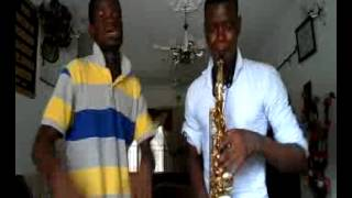 Big John and talented 15 years old Lil paipah free styling on SunnY Master krAfT nWeke free beat