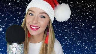 [ASMR] Ear to Ear Relaxing Soft Singing Christmas Songs